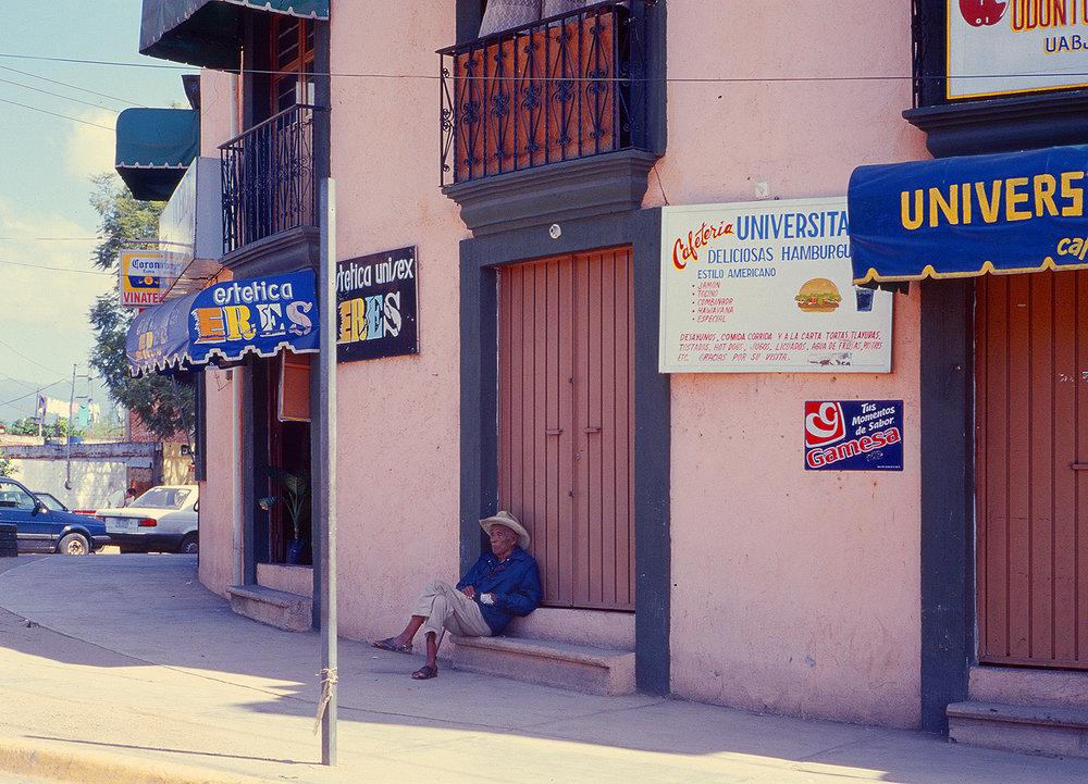 Oaxaca, Mexico, 1997