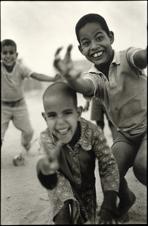 Polisario Refugee Camp, Western Sahara, 1991