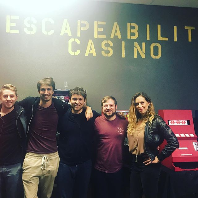 Had a great weekend with the entire EasyPoint team! First time the all remote team met together in person.  We escaped the casino in flying colors 🔥🌈🔥 . . . . . . . . . . . . . . . . . . #flightconcierge #businesstravel #businesstrip #digitalnomad #luxurylifestyle #luxury #luxurynomad #flightdeals #travelassistant #travelassistance #pointstravel #travelwithpoints #rewardpoints #businessclass #businessclassflyer #businessclasslounge #firstclass #firstclassflight #firstclassflights #firstclasstravel #firstclasslounge #affordableluxury #travel #travelphotography #designyourlife #designyourlifestyle #entrepreneur #entrepreneurlife #globaltravel