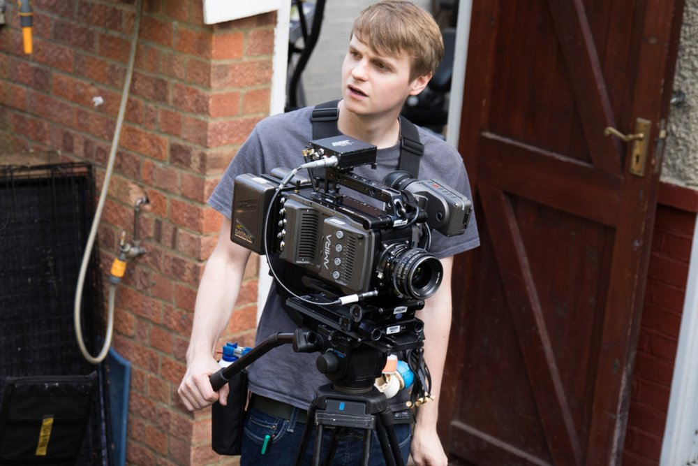sam johnson - Camera assistant