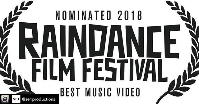 Repost from @se1productions - We are thrilled to announce that #FireInGrenfell, written/performed by @yousra_johara, has been nominated for #bestmusicvideo @raindancefilmfestival. This wouldn't have been possible without; @martynaknitterdp @arri_rental @larkinsurance #garyforrester @kathconcierge @marshallstreeteditors @___.bex.___ @t_manton @oisinodriscoll_colour @mill_ldn @nativemusicsupervision @meteoritedistracted @jungle.studios @hasanbitirim @georgeburt @andrewbradley.tv @andrej.bako @ajoelsound #rogergoula @andgepizza, so thank you from #se1productions, @grenfellvoices, @newyorkroy & @therealbrookiec . . . . #raindancefilmfestival #nominated2018 #raindance #filmmakers #london #grenfelltower #nojusticenopeace #cinema #shortfilm #arriamira #filmmaking #musicvideo