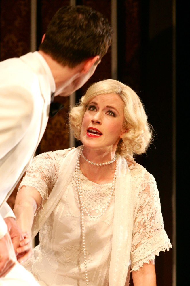 Daisy,  The Great Gatsby , Arizona Theatre Company, Photo by Tim Fuller
