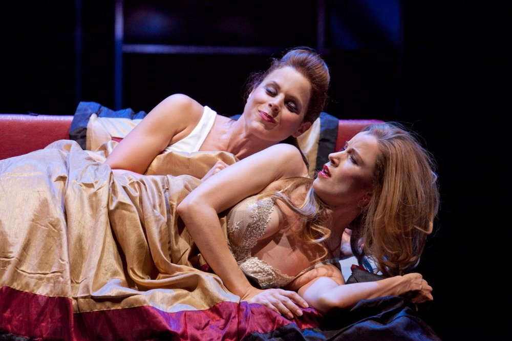 Victoria,  Under My Skin  (World Premiere), Pasadena Playhouse  Photo by Jim Cox