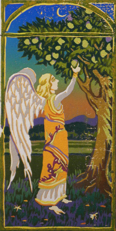 Green Apple Angel