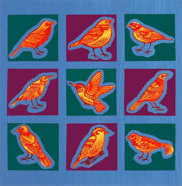 Bright Little Birds