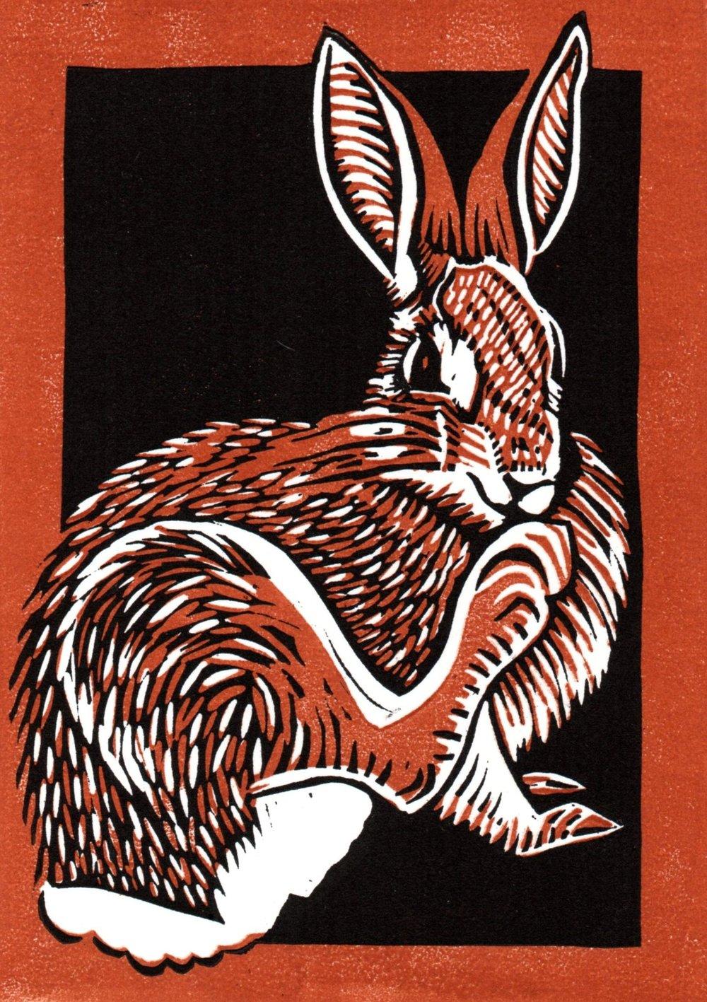 Rabbit Foot