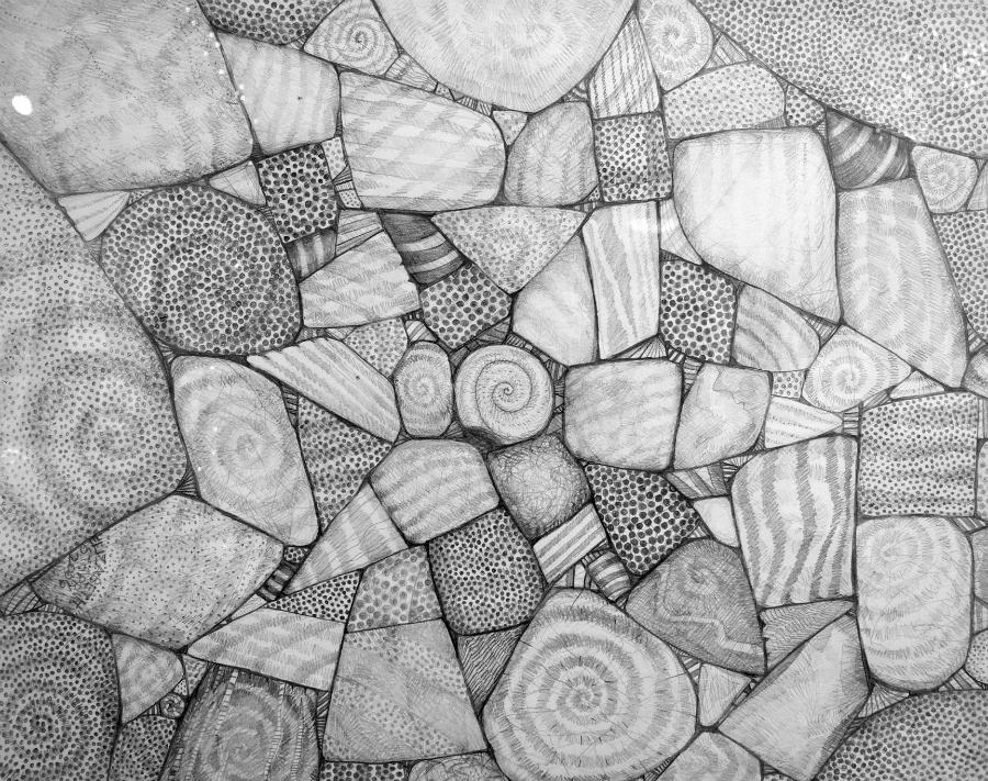 Granite Shards
