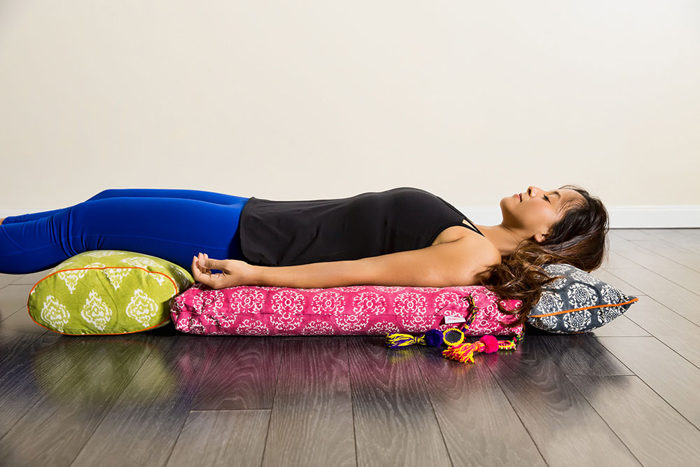 Yoga Nidra - By Masumi Goldman