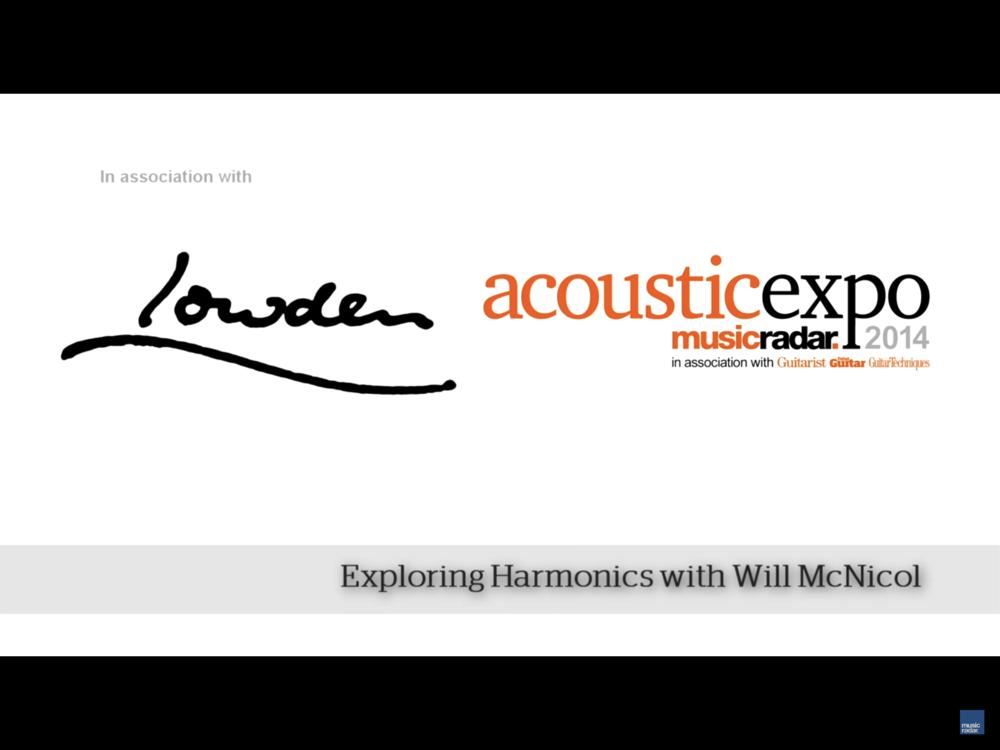Exploring Harmonics