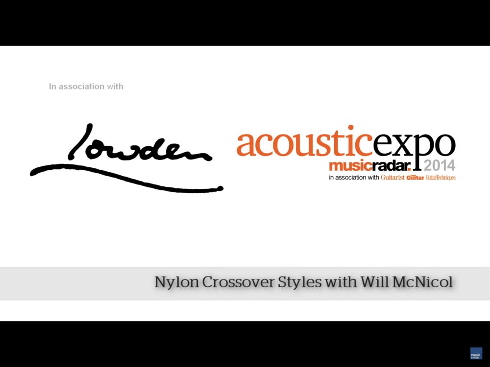 Nylon String Crossover Styles