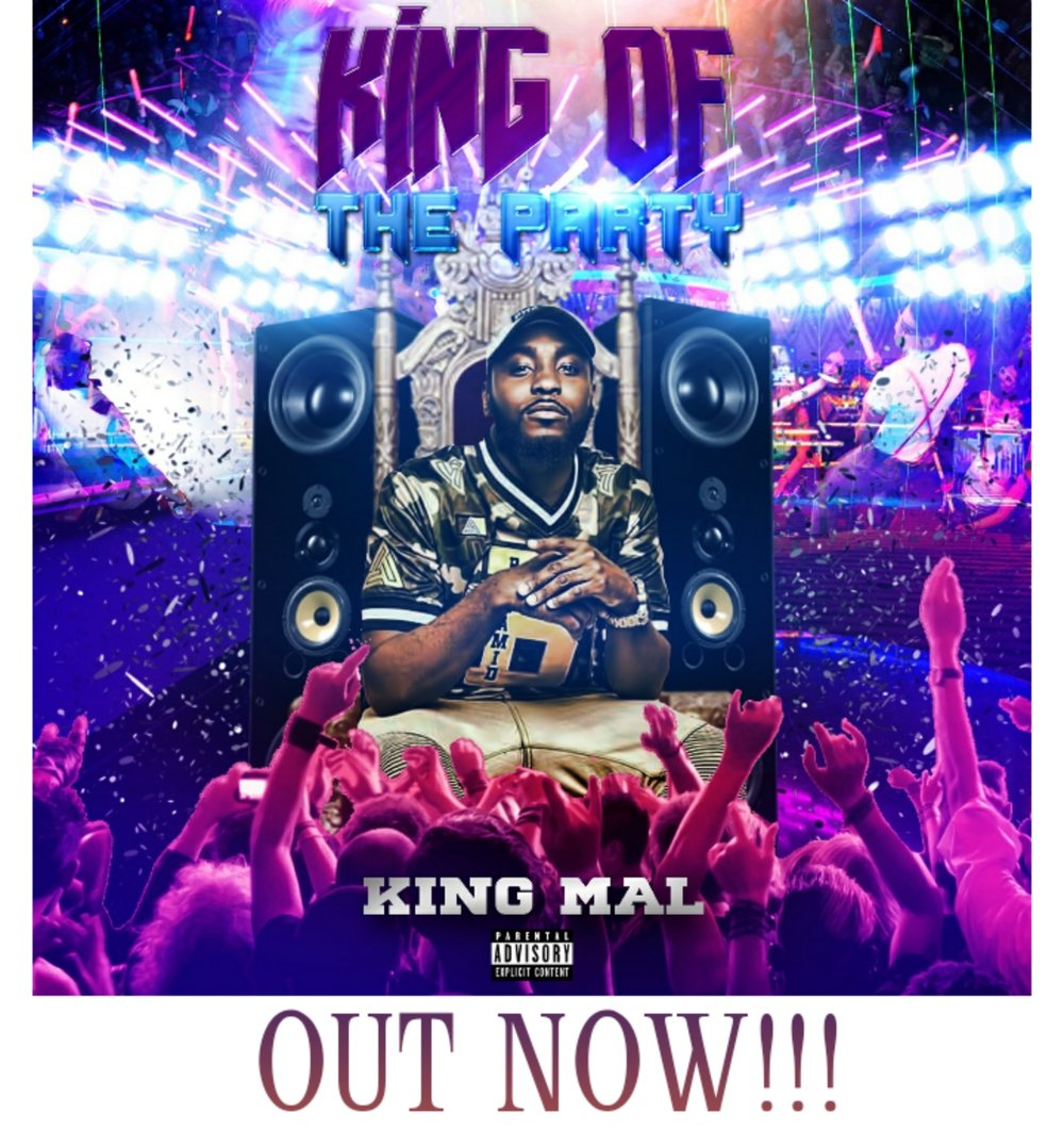 TRU KING ENTERTAINMENT PRESENTS-KING OF THE PARTY MIXTAPEOUT NOW!!! -