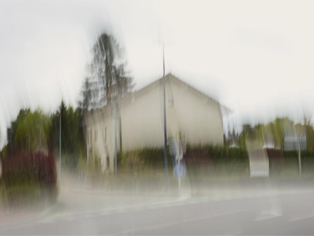 Maison de la Famille Romand. Route Bellevue, Prevessins-Moens.