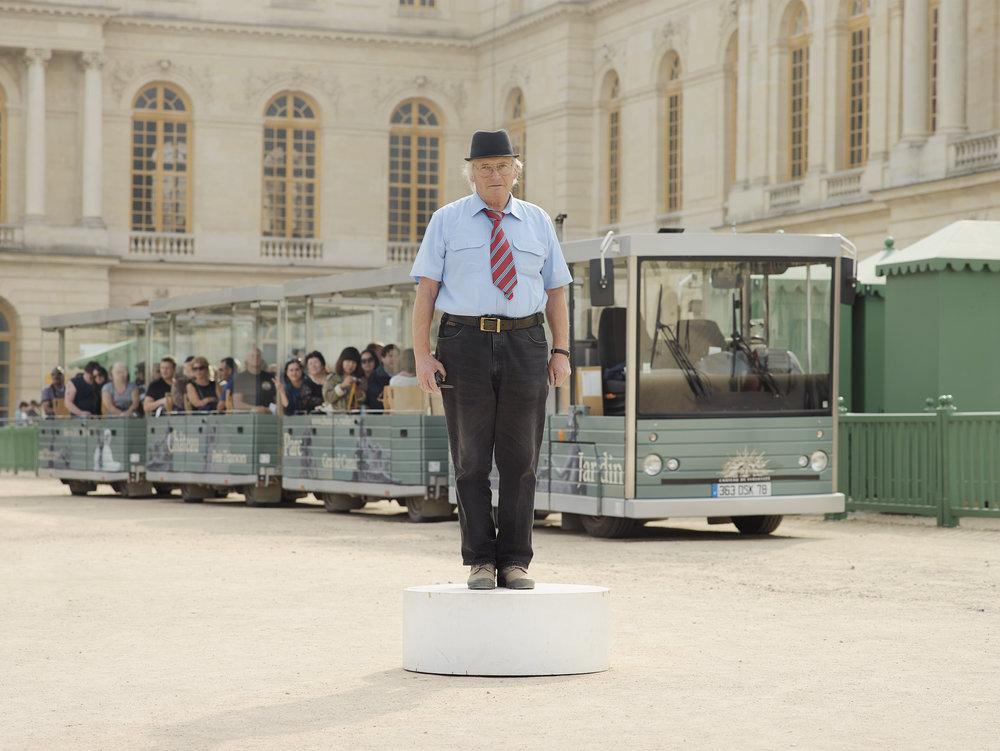 Versailles Chauffeur.