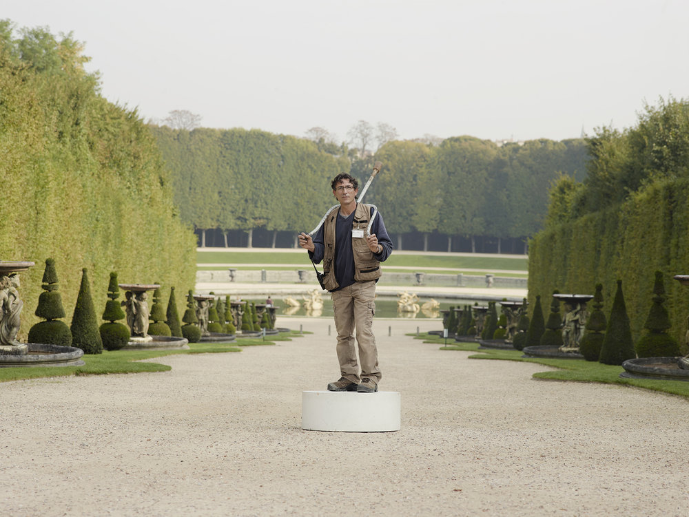 Versailles Fontainier.