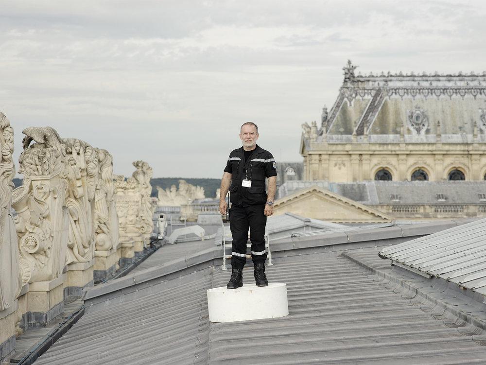 Versailles Pompier.