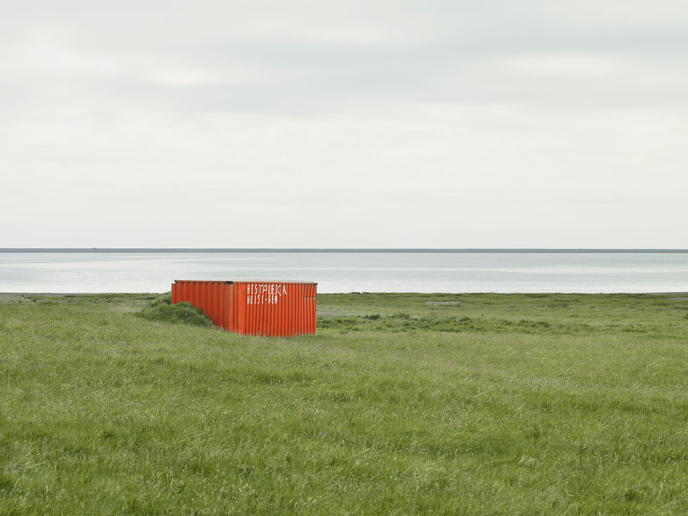 Container, Iceland, 2007.