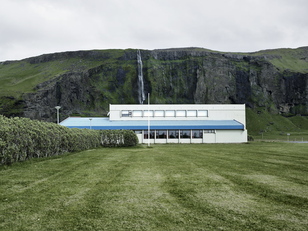 Home for youth, Iceland, 2007.