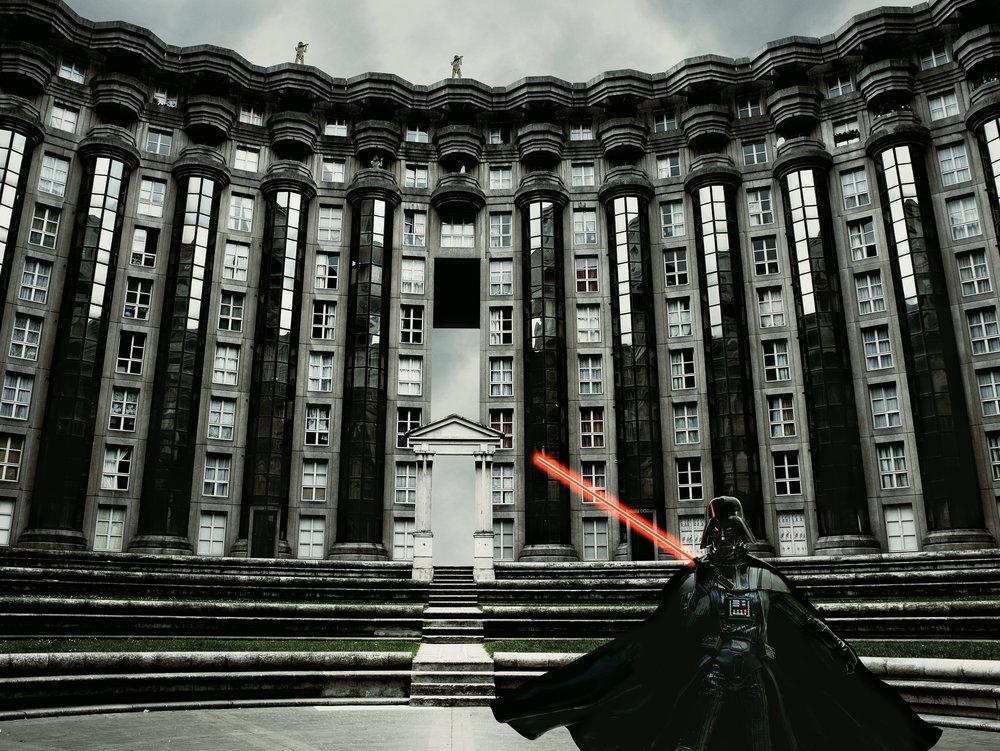 Darth Vader. 2005