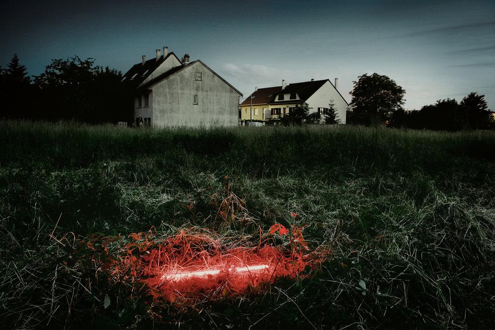 Light Saber. 2005