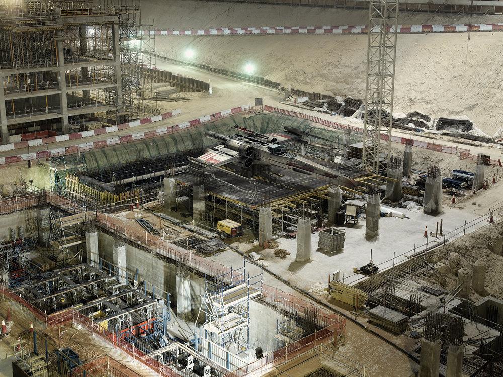 X-Wing Restoration. 2009