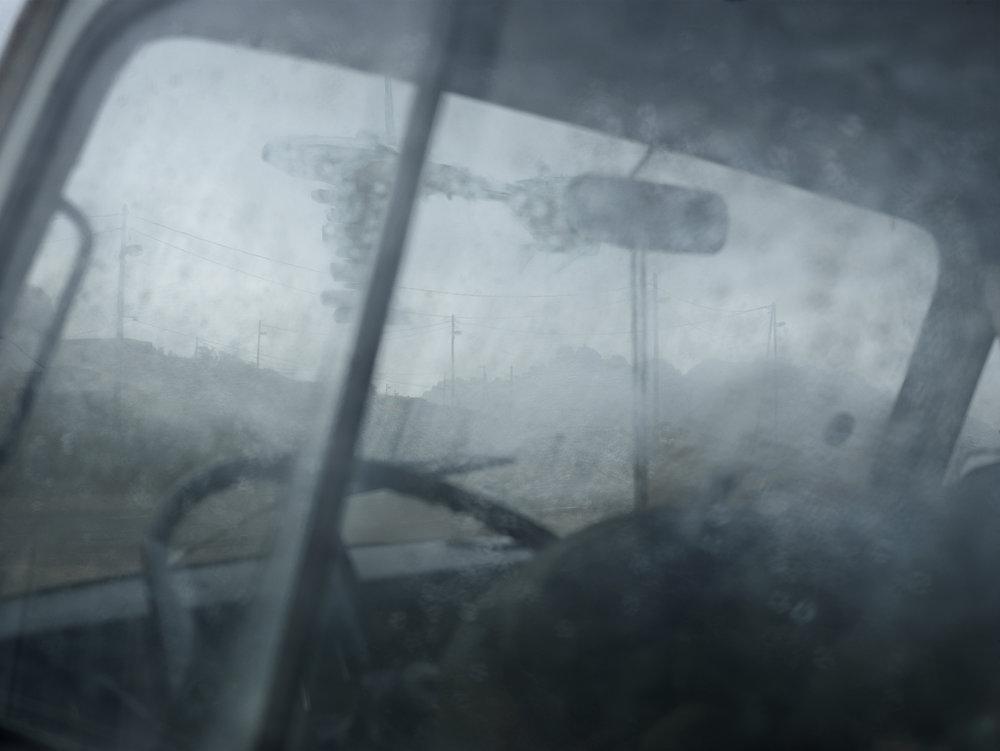 Nebulon Under Rain. 2014