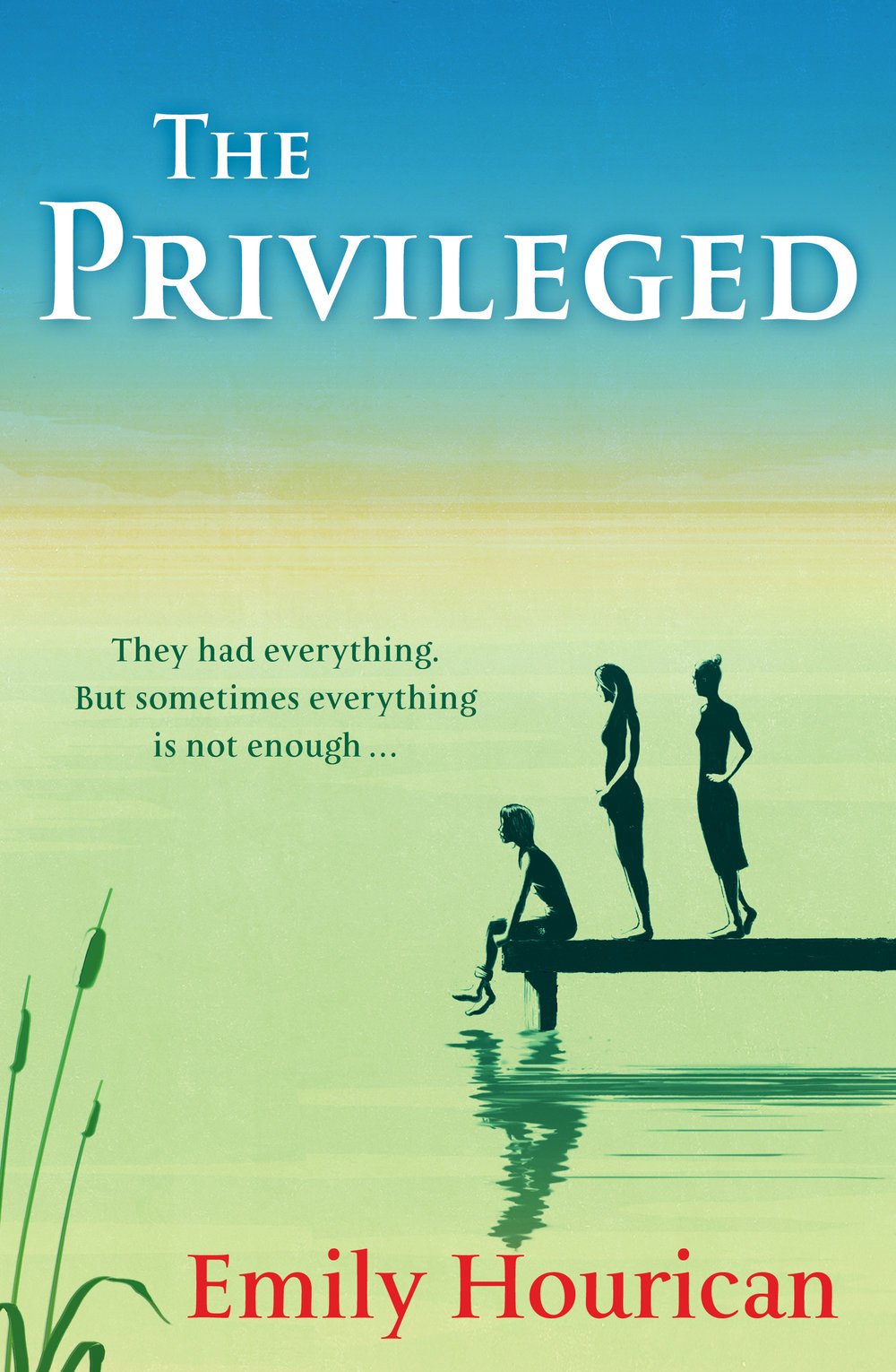 The Privileged by Emily Hourican.jpg
