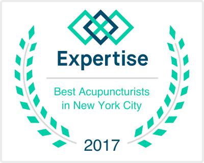 Prinz Acupuncture named one of top twenty Best Acupuncturists in New York City 2017