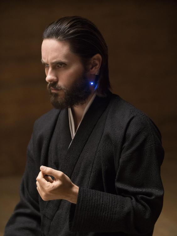 Please gi denne mannen et samuraisverd og start innspillingen av  Zatoichi 2049.