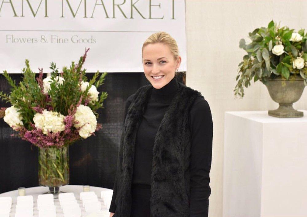 Leah Meeks of The Putnam Market