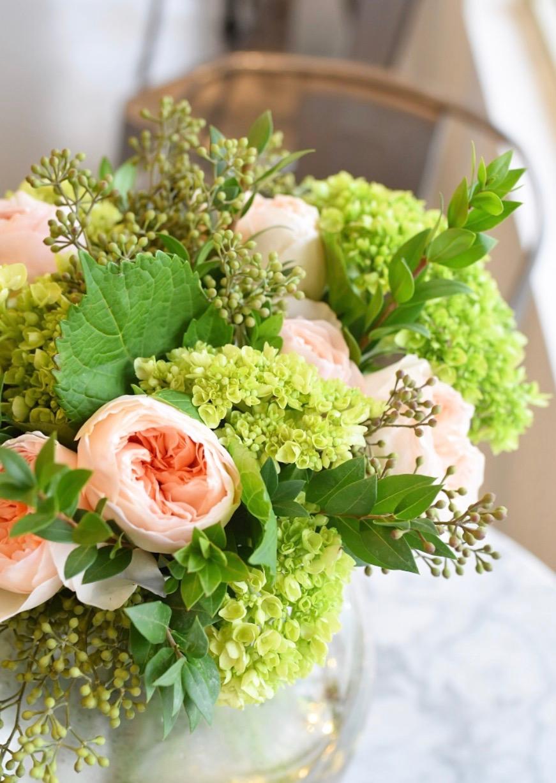 Floral Design by Leah Meeks of The Putnam Market