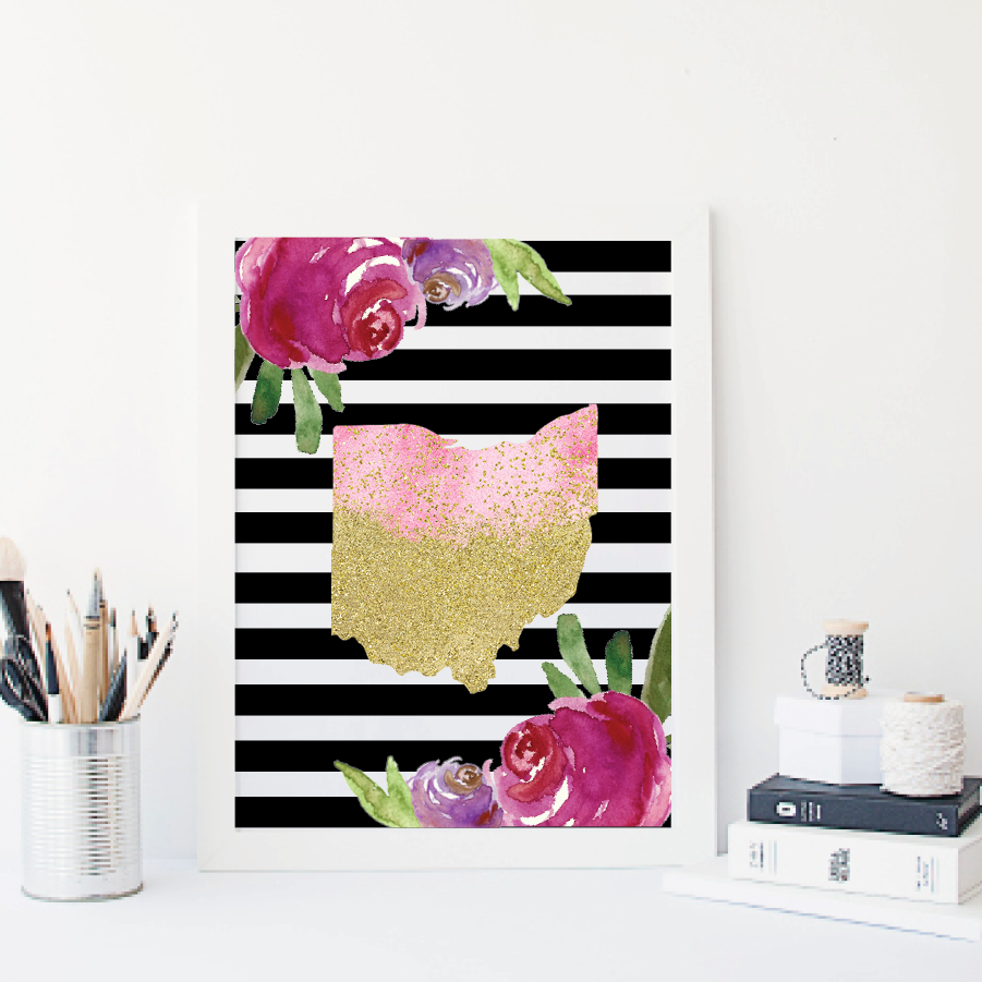 Prints - Shop a variety of prints, including our most popular State Print!