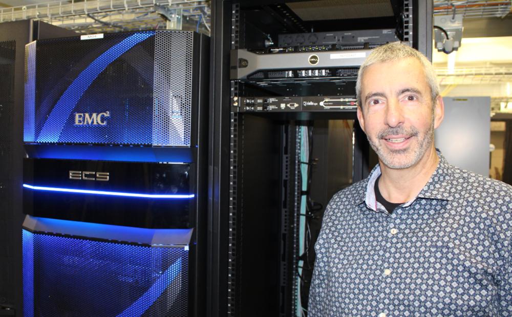 UNIL può eseguire il backup dei dati dei NAS Isilon in modo incrementale su EMC's ECS – Elastic Cloud Storage -