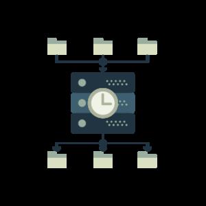 ADA large-scale storage synchronizations
