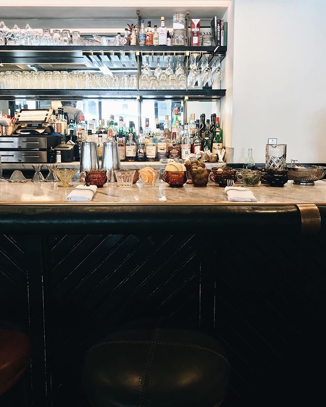 The bar is set. Golden Hour shines through 2pm - 5pm with $1 oysters and generous smiles. #bestgirldtla