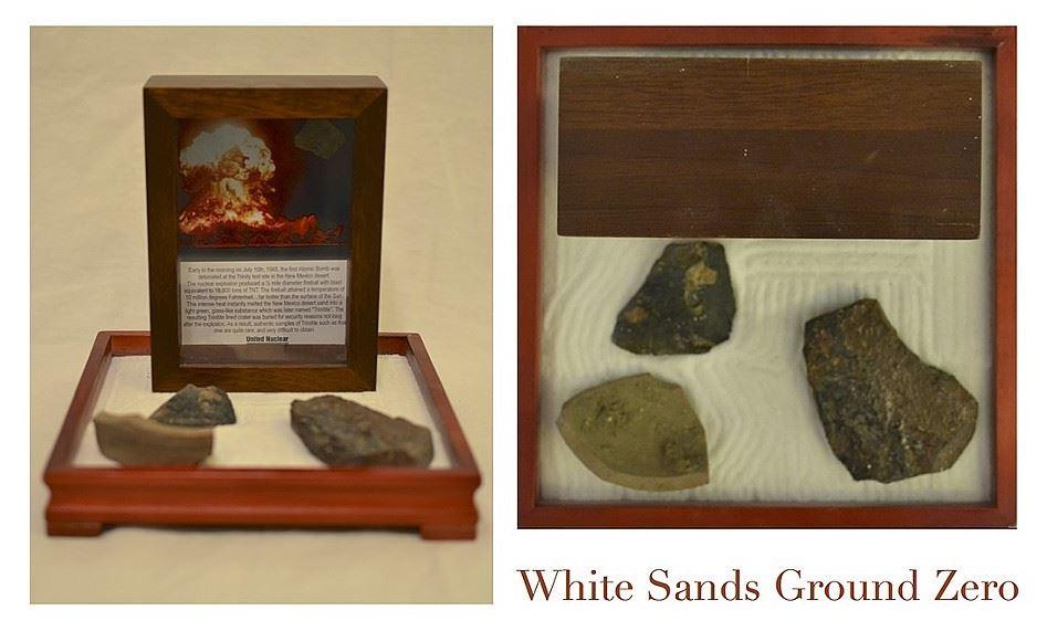 White Sands Ground Zero