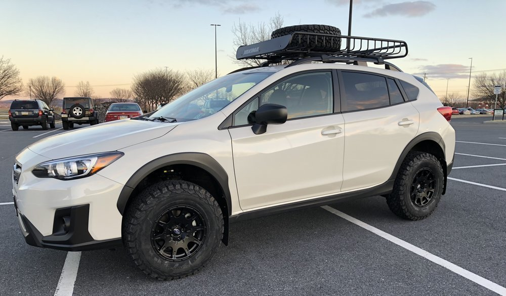 2018 Subaru Crosstrek Lift — BN Imports