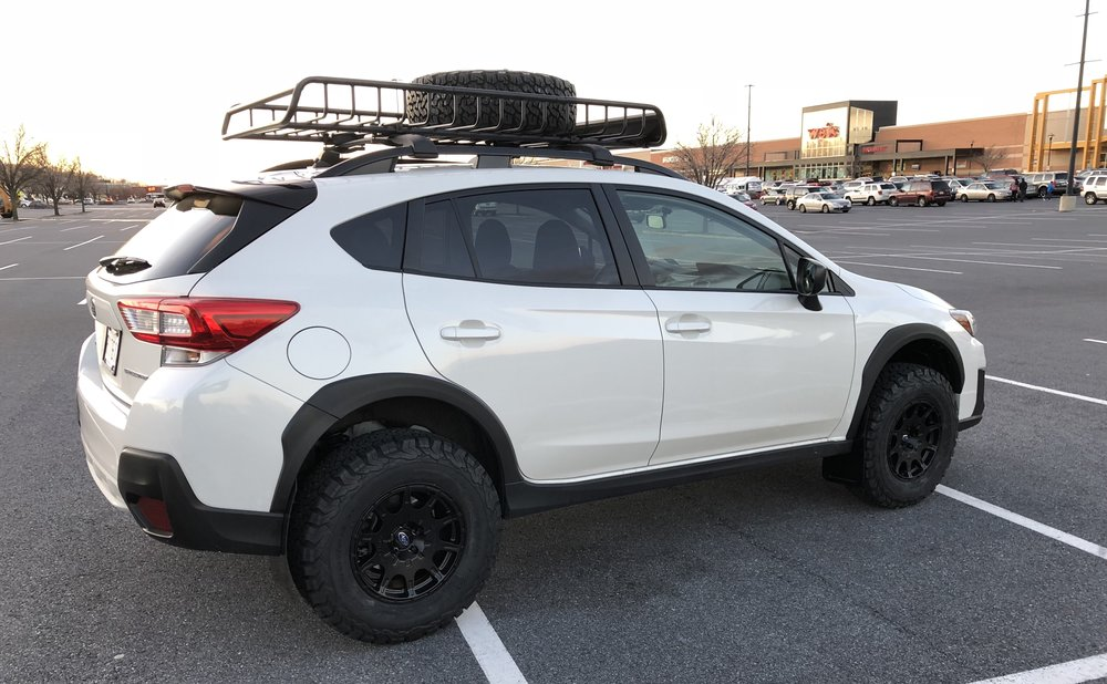 2018 subaru crosstrek lift bn imports. Black Bedroom Furniture Sets. Home Design Ideas