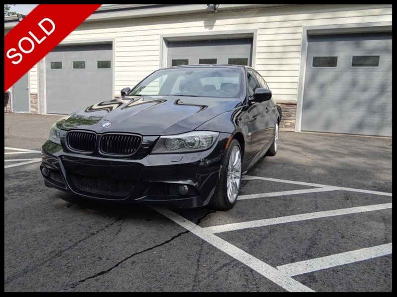 SOLD - 2011 BMW 335i xDriveBlack Sapphire on BlackVIN: WBAPL5G51BNN49388