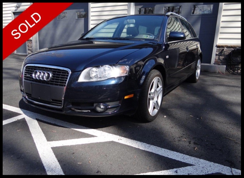 SOLD - Make: AudiModel: A4Mileage: 135,006 miExterior Color: Deep Sea Blue PearlInterior Color: GreyTransmission: AutoEngine: 2.0 LDrivetrain: AWDVIN: WAUKF78E57A039989
