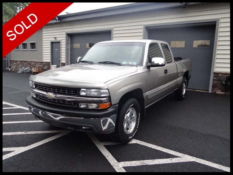 SOLD - Make: ChevyModel: Silverrado 1500Mileage: 157,921 miExterior Color: Light Pewter MetallicInterior Color: GreyTransmission: AutoEngine: 5.3 LDrivetrain: 4x4VIN: 1GCEK19T81E233485