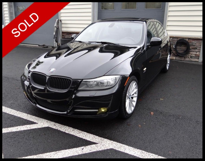 SOLD - 2011 BMW 335i xDriveJet Black on BlackVIN: WBAPL5C53BA982871