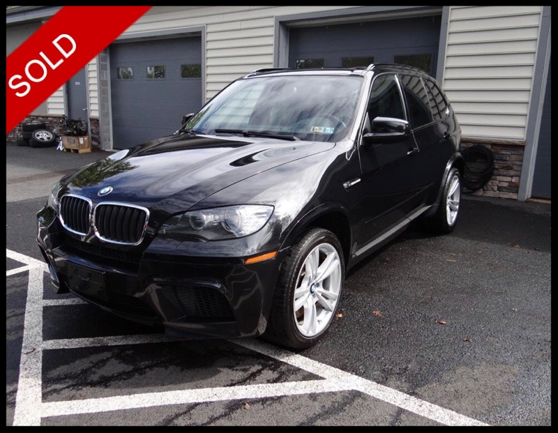 SOLD - 2012 BMW X5MBlack Sapphire Metallic on BlackVIN: 5YMGY0C57CLK27470