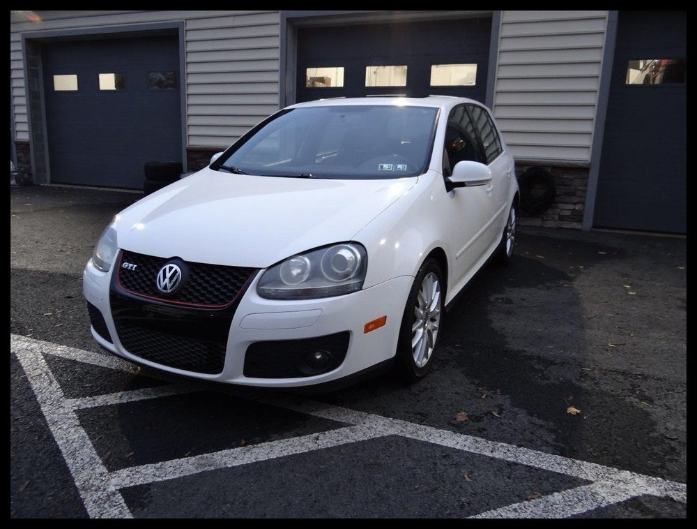 $5,700 - Make: VWModel: GTIMileage: 126,186 miExterior Color: Candy WhiteInterior Color: PlaidTransmission: 6-SpeedEngine: 2.0 LDrivetrain: FWDVIN: WVWGV71K87W258220