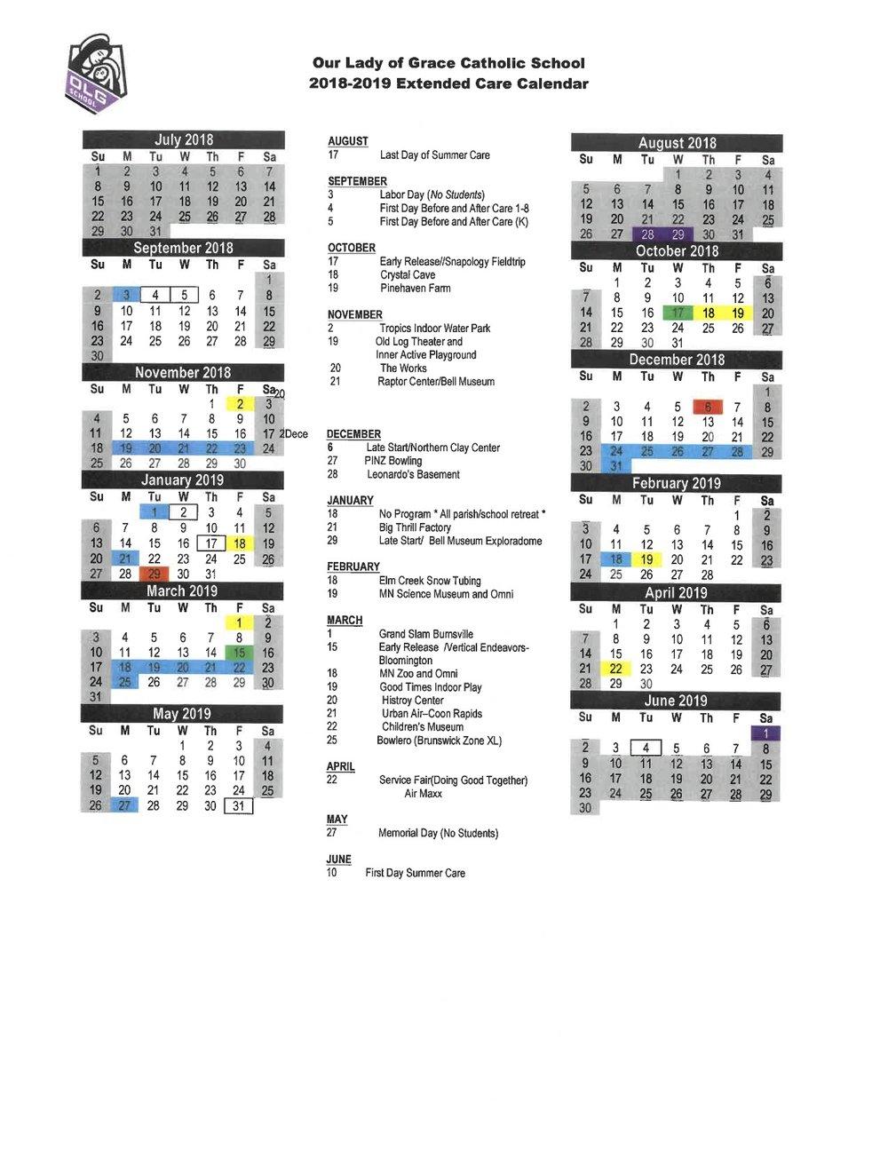 2018 2019 extended care calendarjpg