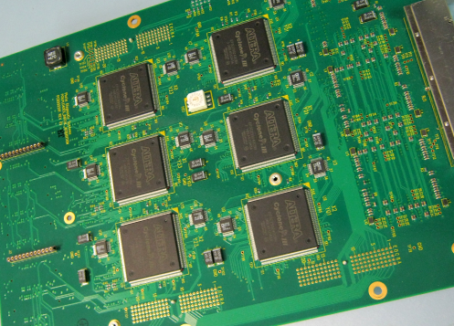 Neuro PET/CT FPGA base Electronics
