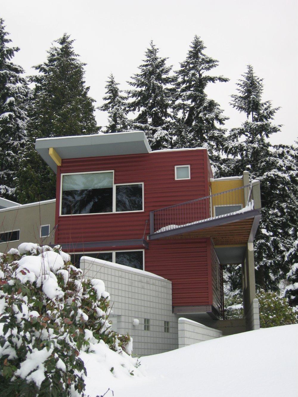 Kirkland Residence
