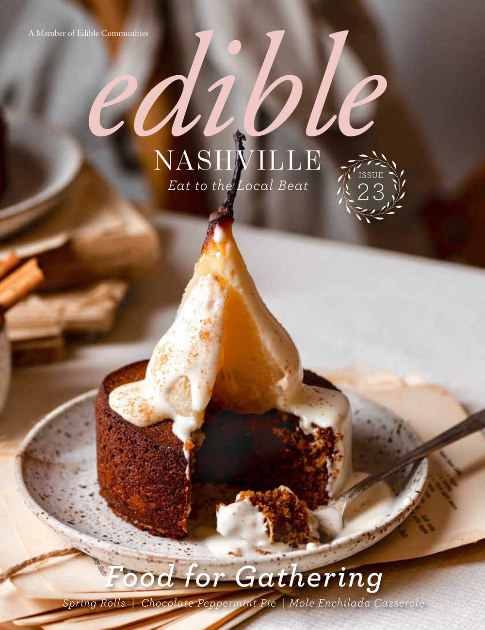 Jenn Davis Food Photographer Edible Nashville