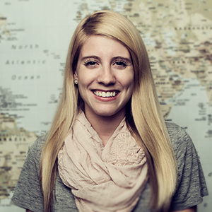 <b>Lauren Gibeault<br>Student Ministry Director</b>