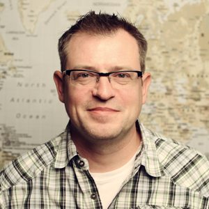 Brent Squires | Student Ministry Pastor