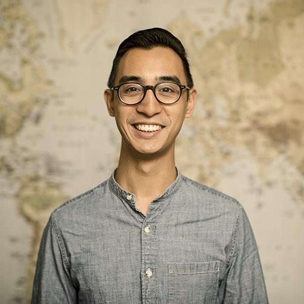 Kevin Rimando | Worship Dept. Coordinator